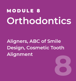 Orthodontics - Aligners, ABC of Smile Design, Cosmetic Tooth Alignment