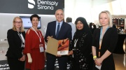 Appreciation to Dentsply Sirona | Platinum Sponsor
