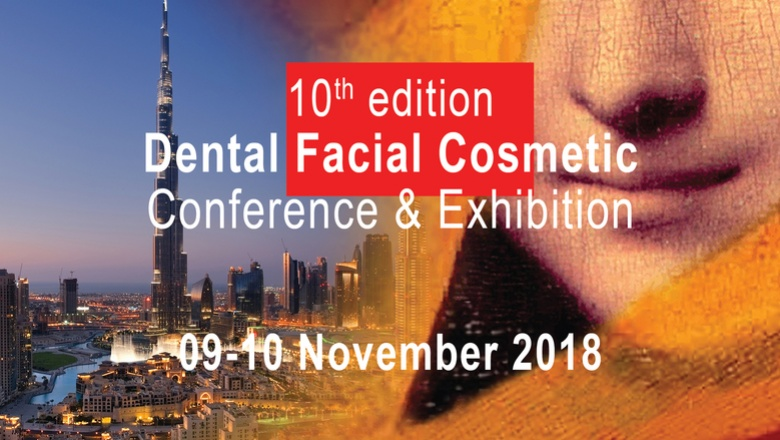 10th anniversary of the Dental Facial Cosmetic Conference & Exhibition