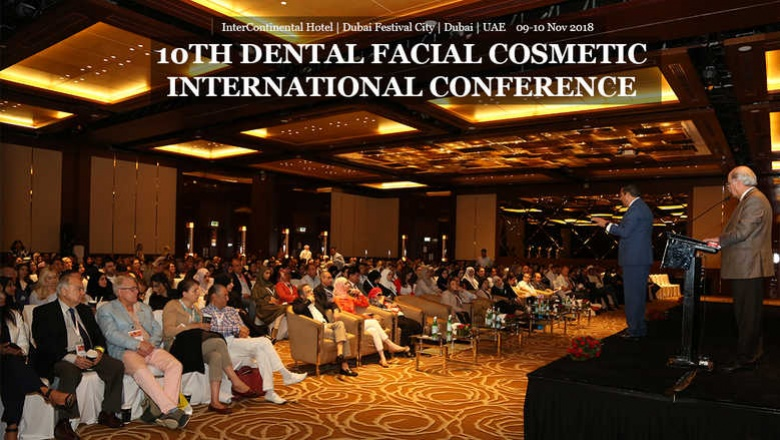 Celebrating 10 years of Dental Facial Aesthetics over 6 days – Dubai Dental Week November