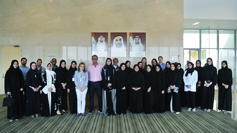 SEHA AHS educates 30 upcoming national dental professionals in partnership with CAPP Tipton Dental Academy at its new medical facility in Abu Dhabi