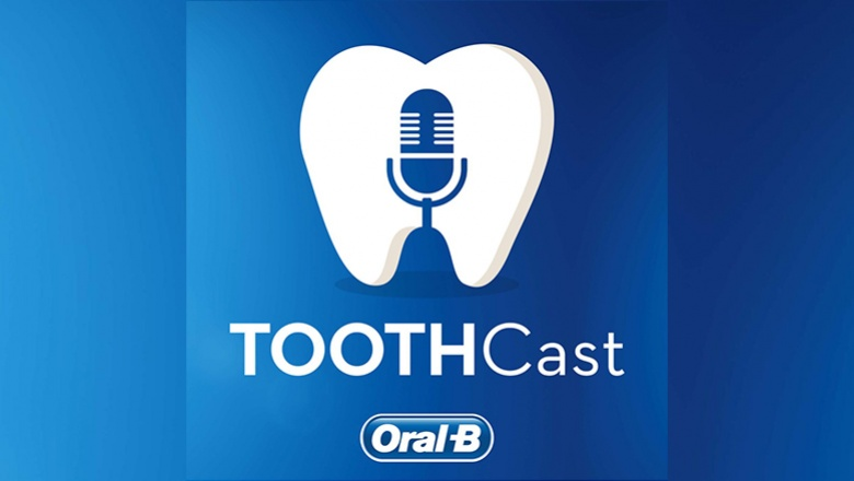 The Oral-B Tooth Cast Launch