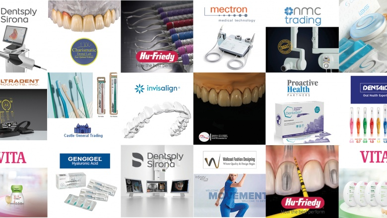 FREE ACCESS to the Dental Exhibition