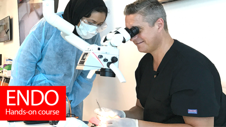 Endodontics hands-on courses offered in July in Dubai